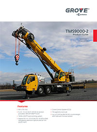 Grove TMS9000-2 Product Guide